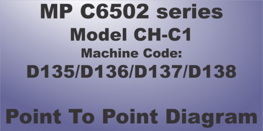 mp c6502 Point To Point Diagram
